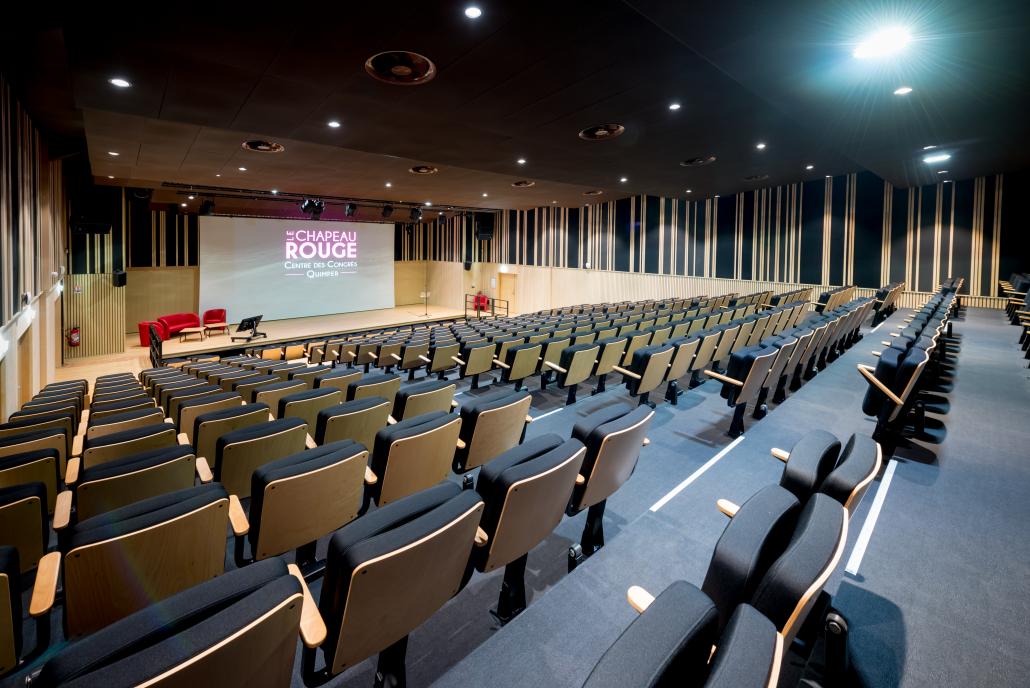 Centre des Congrès Quimper - salle conférence