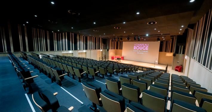 Centre des Congrès Quimper - plénière